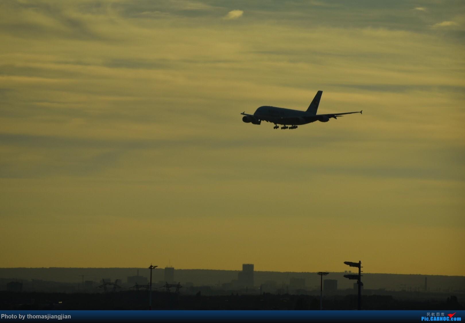 Re:巴黎戴高乐机场喜来登拍机 AIRBUS A380