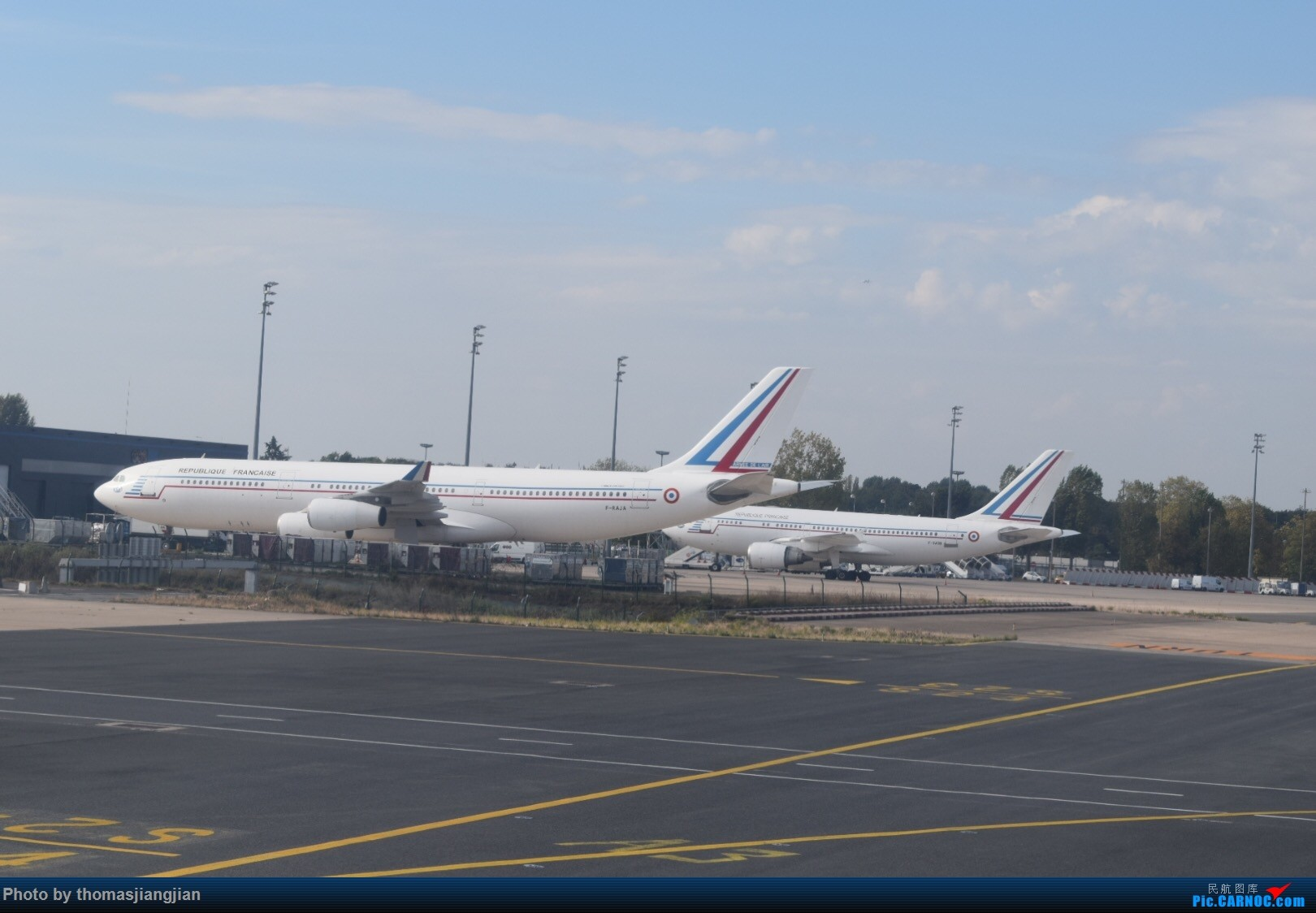 Re:[原创]巴黎戴高乐机场喜来登拍机 AIRBUS A330