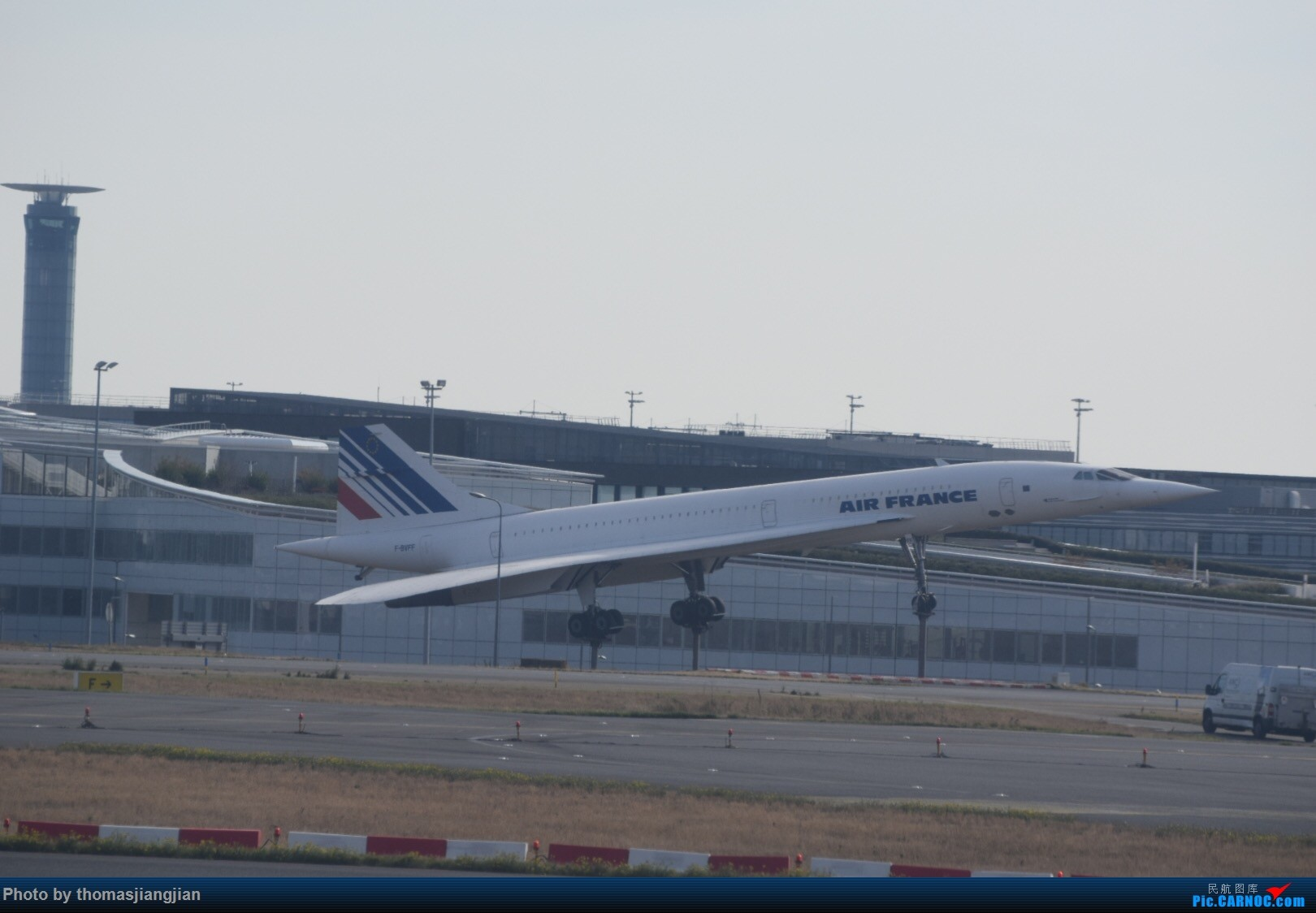 Re:巴黎戴高乐机场喜来登拍机 BRITISH AEROSPACE CONCORDE