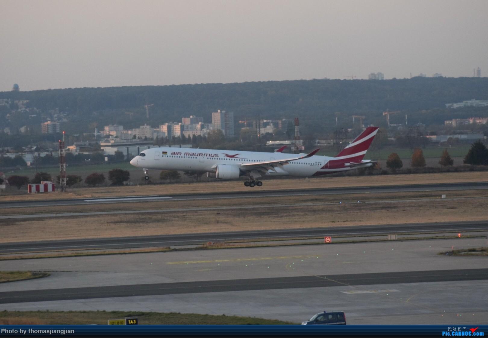 Re:巴黎戴高乐机场喜来登拍机 AIRBUS A350-900