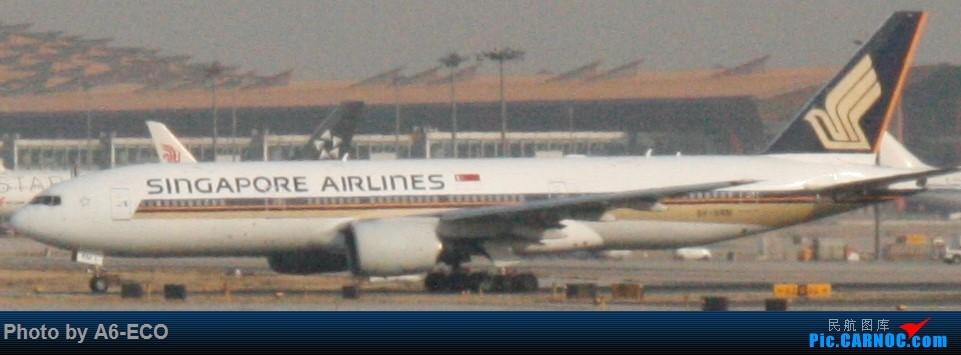 Re:[原创]大家双十一都du'o了什么?我在pek拍机 BOEING 777-200 ??? 中国北京首都国际机场