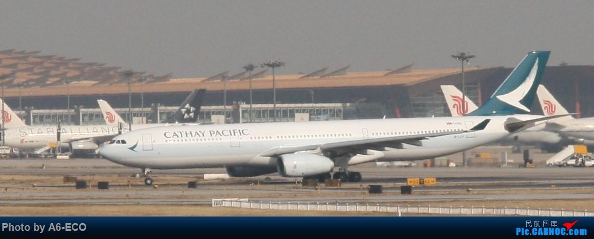Re:[原创]大家双十一都du'o了什么?我在pek拍机 AIRBUS A330-300 B-LAP 中国北京首都国际机场