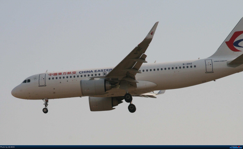 Re:[原创]大家双十一都du'o了什么?我在pek拍机 AIRBUS A320NEO B-301Z 中国北京首都国际机场
