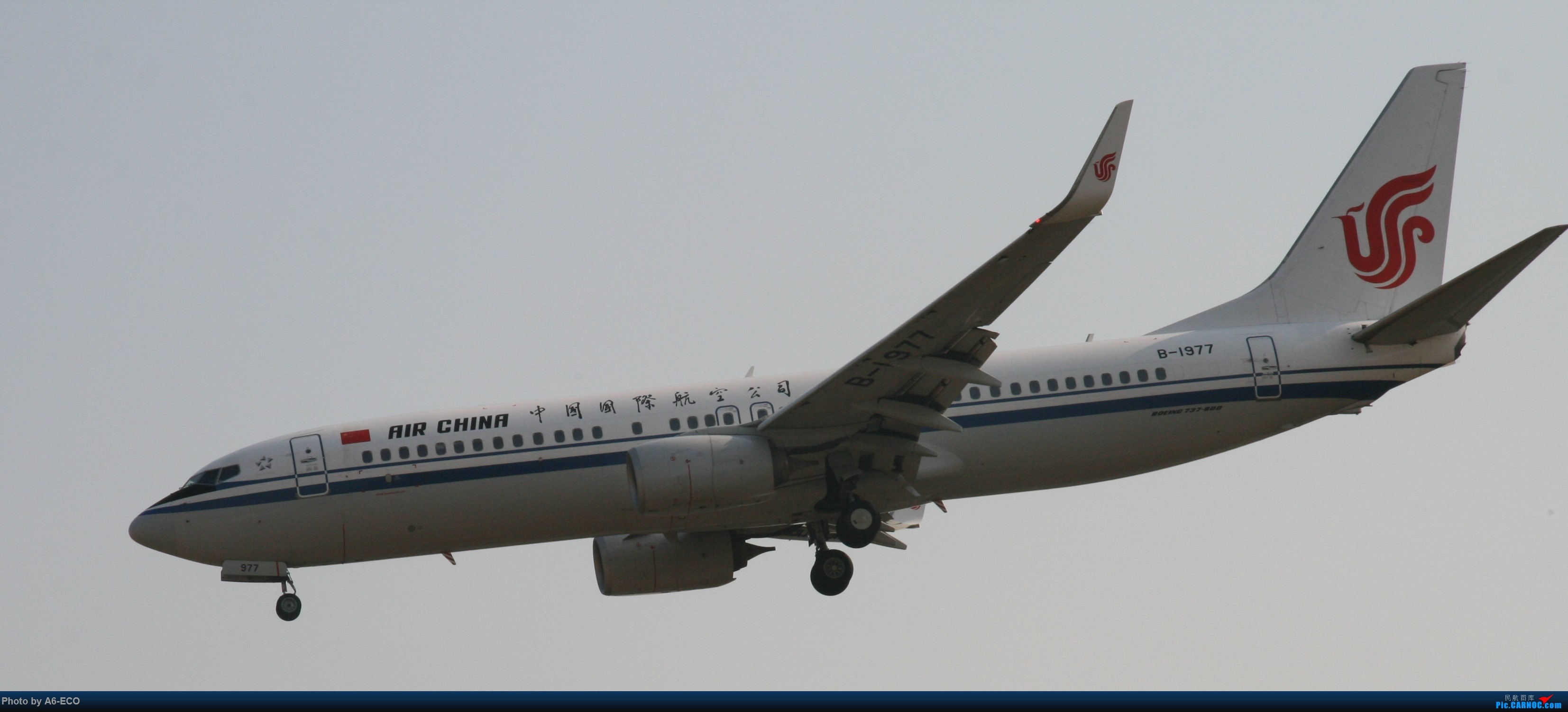 Re:大家双十一都du'o了什么?我在pek拍机 BOEING 737-800 B-1977 中国北京首都国际机场