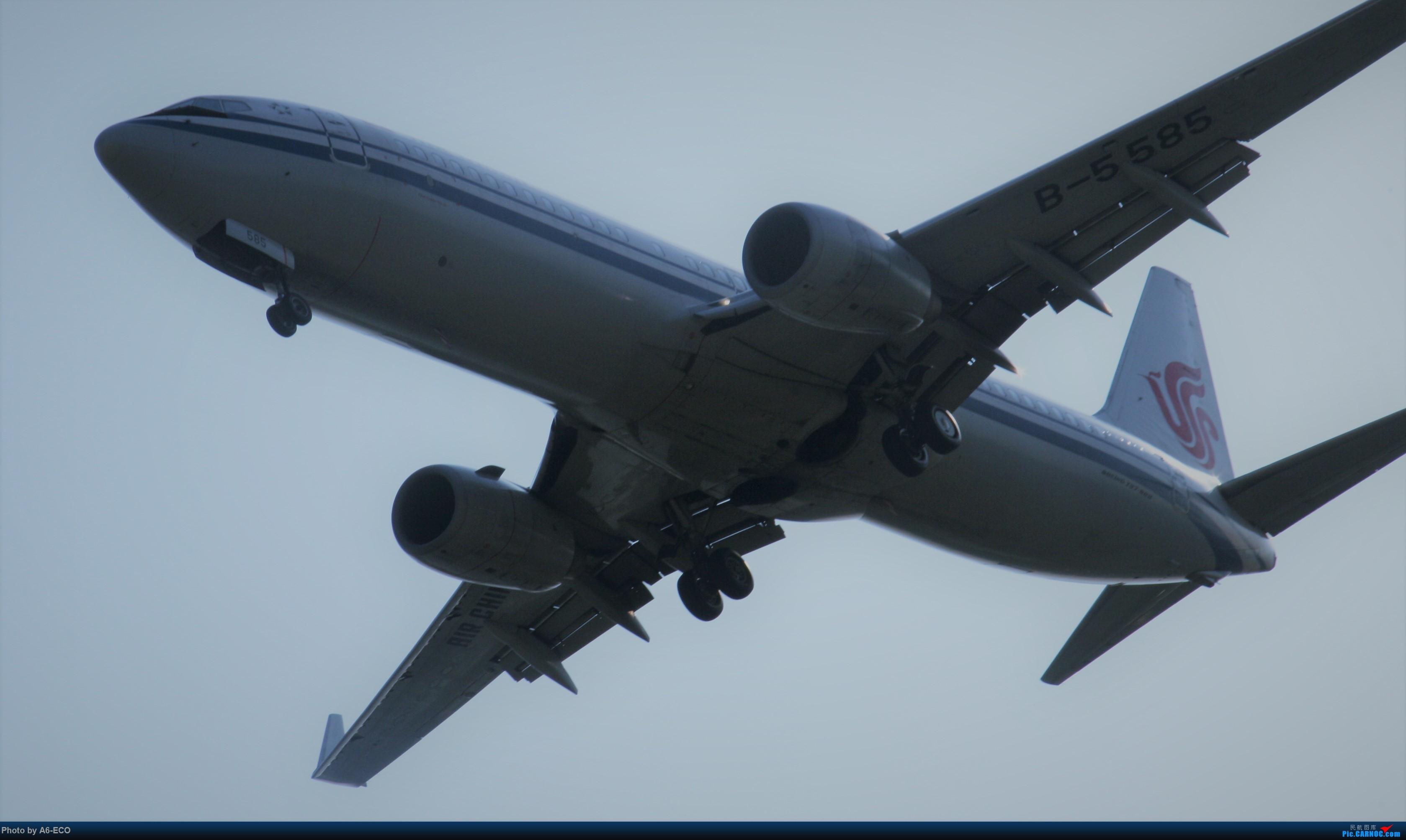Re:[原创]大家双十一都du'o了什么?我在pek拍机 BOEING 737-800 B-5585 中国北京首都国际机场