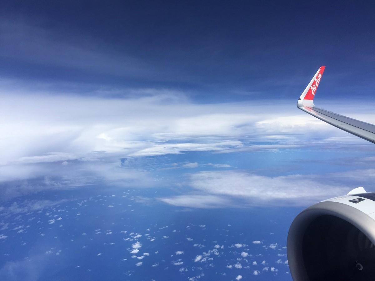 又是好久没来坛子了,发几篇2018年的飞行游记纪念一下吧...第二篇:北京-胡志明市-吉隆坡-雅加达-北京的东南亚之旅 AIRBUS A320-200  空中