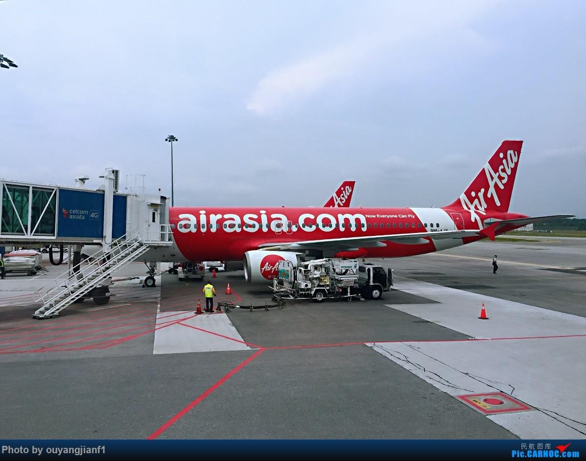 又是好久没来坛子了,发几篇2018年的飞行游记纪念一下吧...第二篇:北京-胡志明市-吉隆坡-雅加达-北京的东南亚之旅 AIRBUS A320-200 9M-AJX 马来西亚吉隆坡国际机场