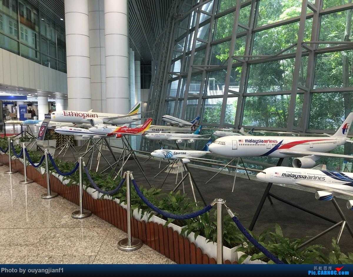又是好久没来坛子了,发几篇2018年的飞行游记纪念一下吧...第二篇:北京-胡志明市-吉隆坡-雅加达-北京的东南亚之旅    马来西亚吉隆坡国际机场