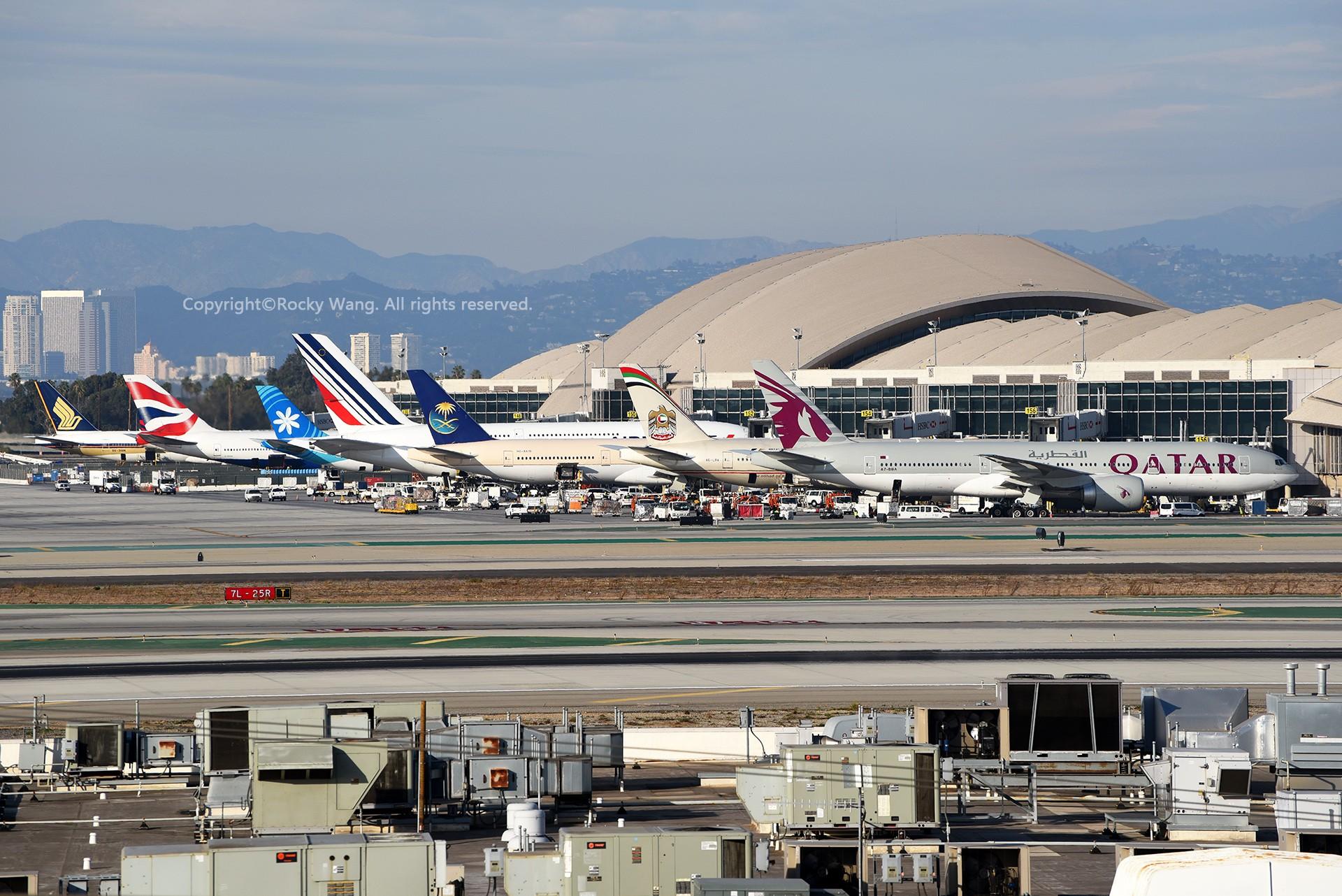 [原创]KLAX 30图 1  Los Angeles Int'l Airport