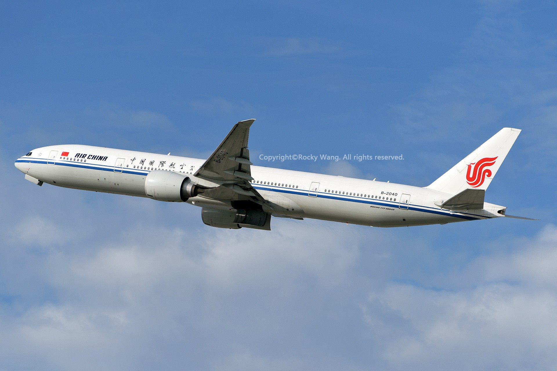Re:[原创]KLAX 30图 BOEING 777-39LER B-2040 Los Angeles Int'l Airport
