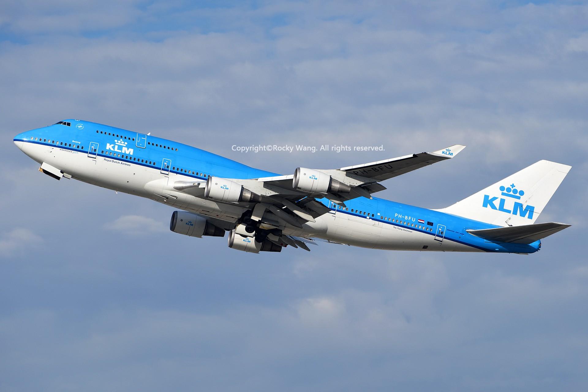 Re:[原创]KLAX 30图 BOEING 747-406(M) PH-BFU Los Angeles Int'l Airport