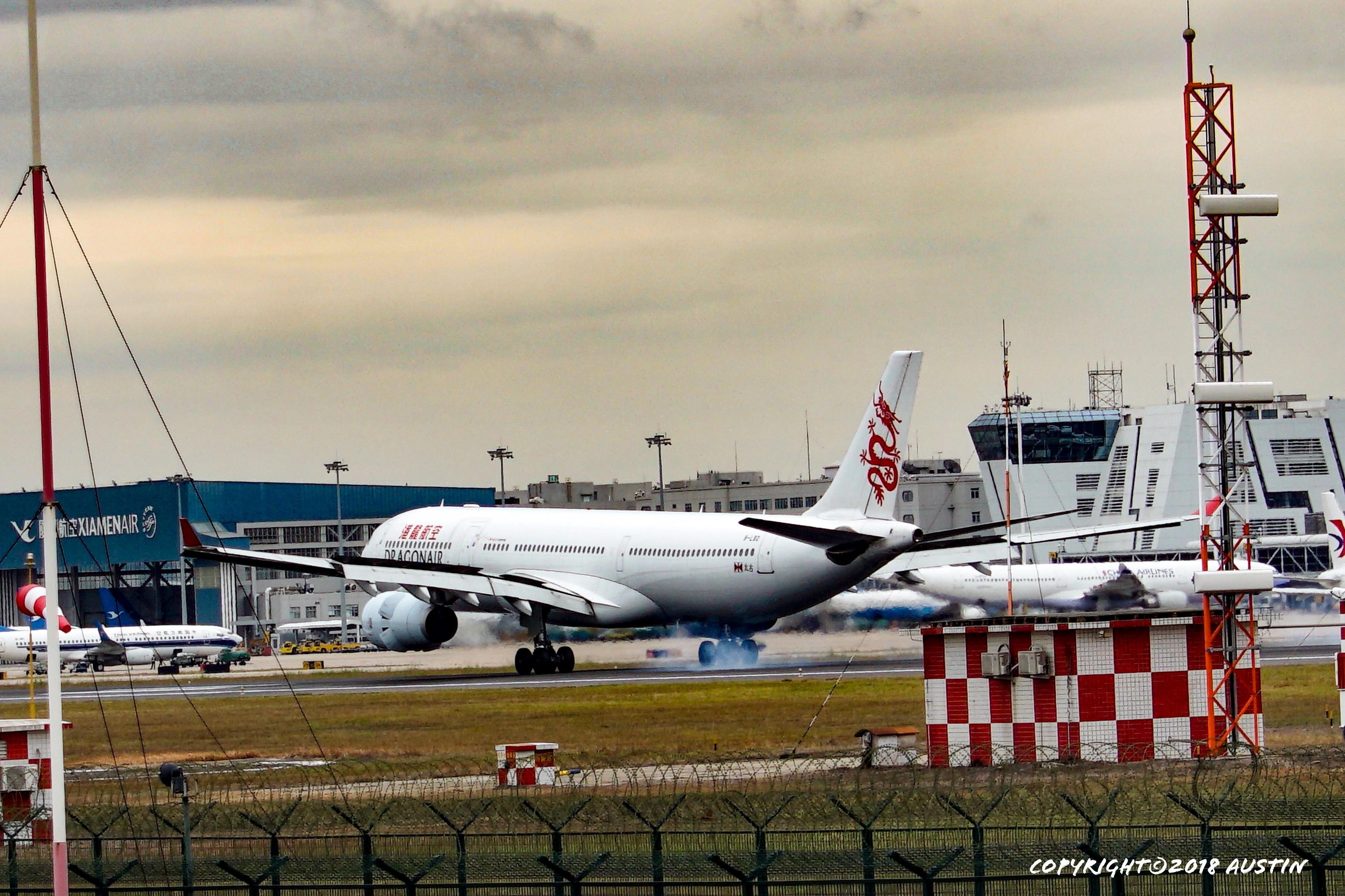 Re:[原创][XMN]接熊猫啦~ AIRBUS A330-300 B-LBD 中国厦门高崎国际机场