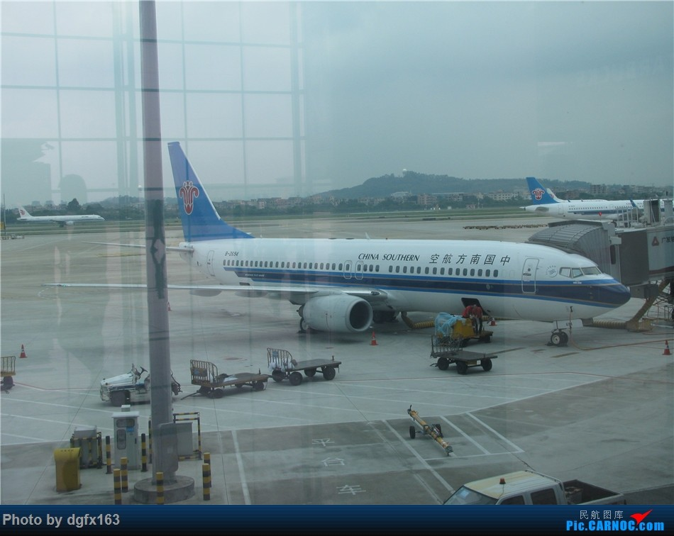 Re:[原创]【dgfx163的游记(30)】中国南方航空 A320-232 CZ6322 广州CAN-大连DLC 南航退盟前的最后一次体验 系列游记第六集 南航精品国内线 BOEING 737-800 B-2694 中国广州白云国际机场