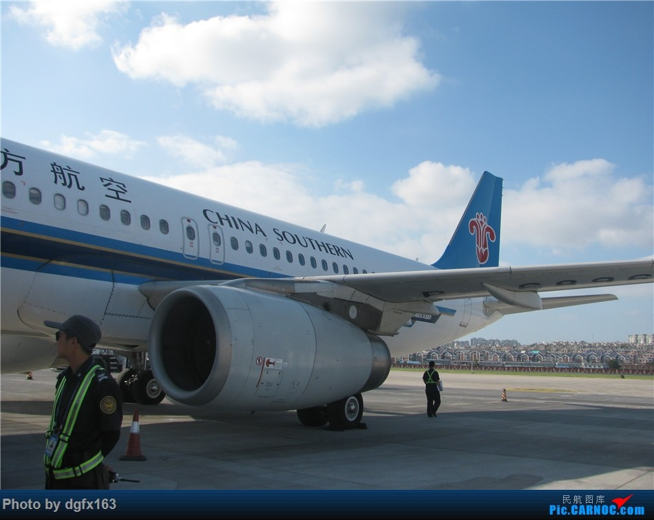 Re:[原创]【dgfx163的游记(30)】中国南方航空 A320-232 CZ6322 广州CAN-大连DLC 南航退盟前的最后一次体验 系列游记第六集 南航精品国内线 AIRBUS A320-200 B-6896 中国大连国际机场