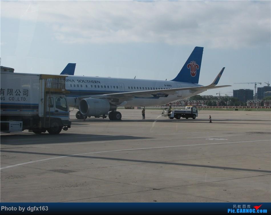 Re:[原创]【dgfx163的游记(30)】中国南方航空 A320-232 CZ6322 广州CAN-大连DLC 南航退盟前的最后一次体验 系列游记第六集 南航精品国内线 AIRBUS A321-200 B-8993 中国大连国际机场