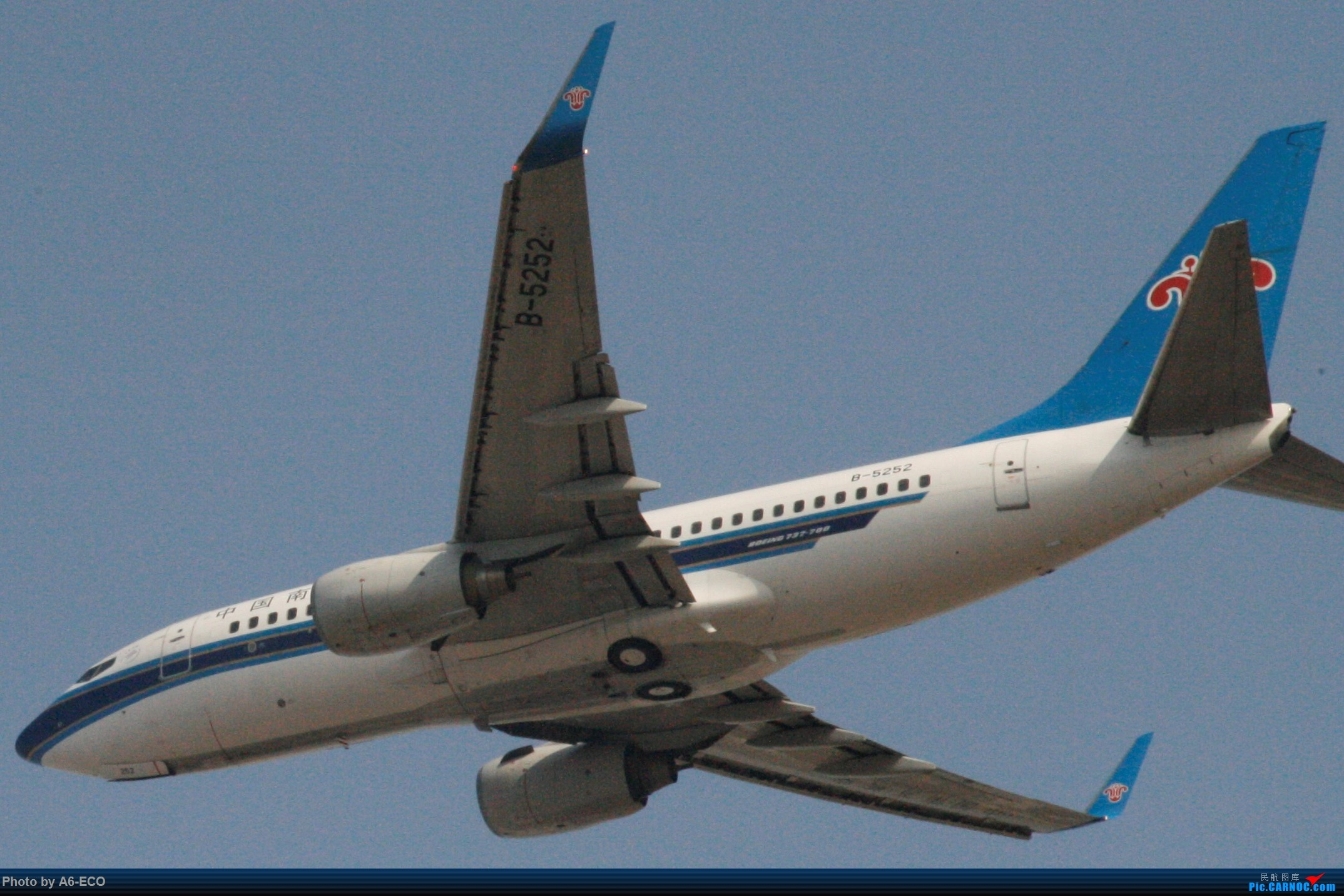 Re:[原创]今天运气极好,云南孔雀,B-1070,2个菜航邮戳,泡菜航彩绘,东航邮戳...... BOEING 737-700 B-5252 中国北京首都国际机场