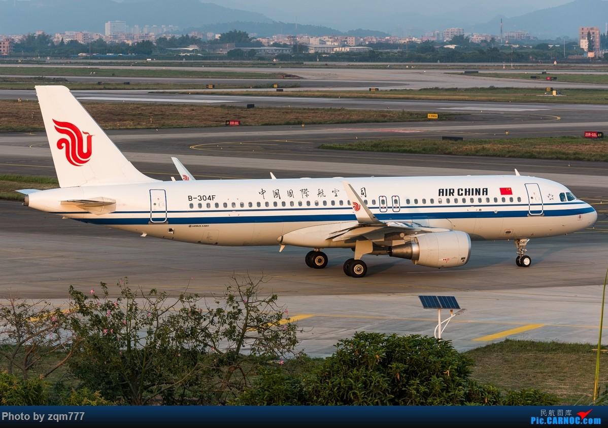 Re:[原创]11.23 白云机场小拍 AIRBUS A320-200 B-304F 中国广州白云国际机场