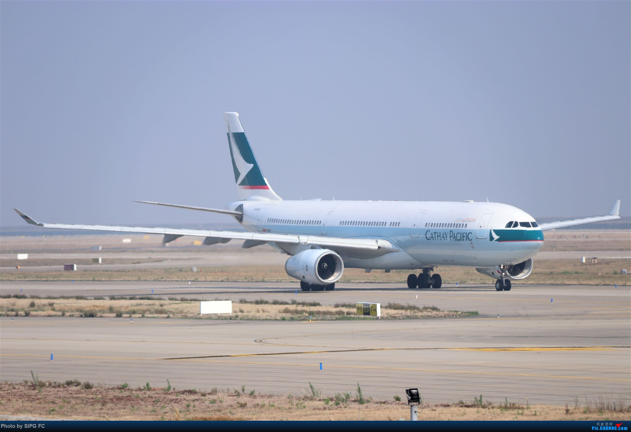 Re:[原创]清晨浓雾散去后繁忙的浦东机场 AIRBUS A330-300