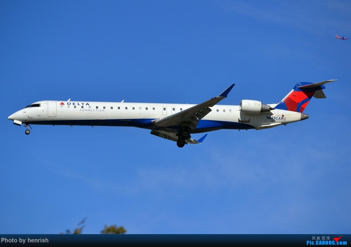 Re:[原创]【肥威的CAN】藏在硬盘里N年前的罗省40+图【 广东青少年拍机小队】【广州,你好!】 BOMBARDIER CRJ-900 N679CA 美国洛杉矶机场