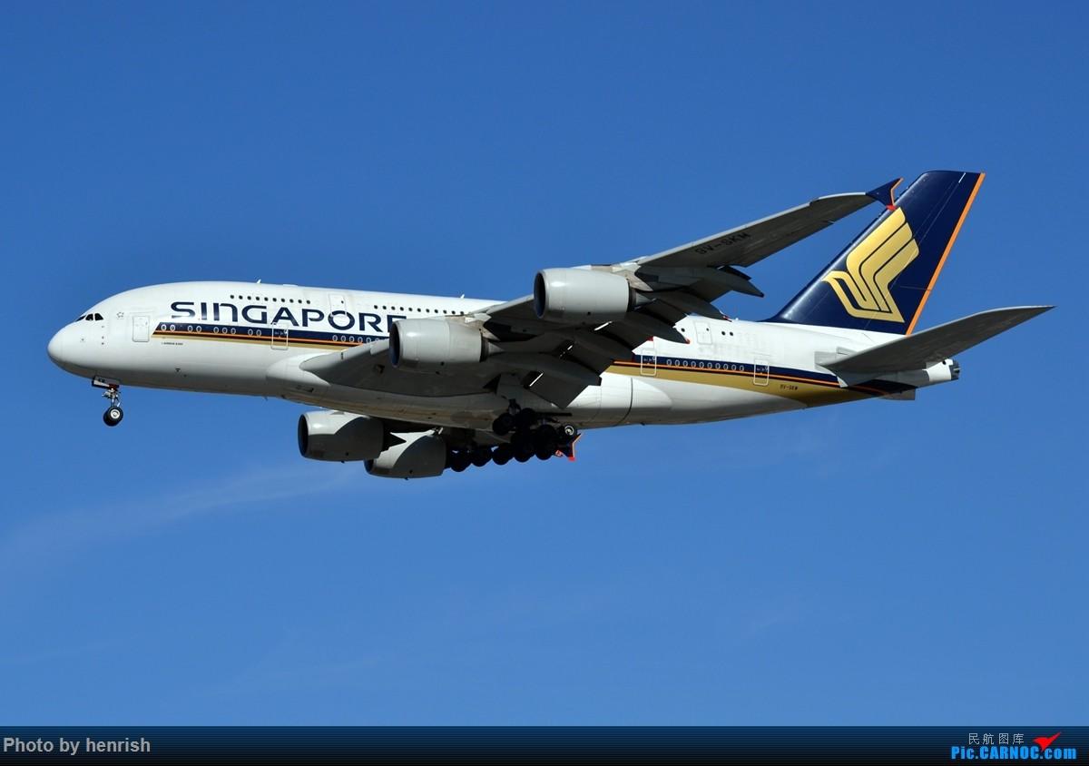 Re:[原创]【肥威的CAN】藏在硬盘里N年前的罗省40+图【 广东青少年拍机小队】【广州,你好!】 AIRBUS A380 9V-SKM 美国洛杉矶机场