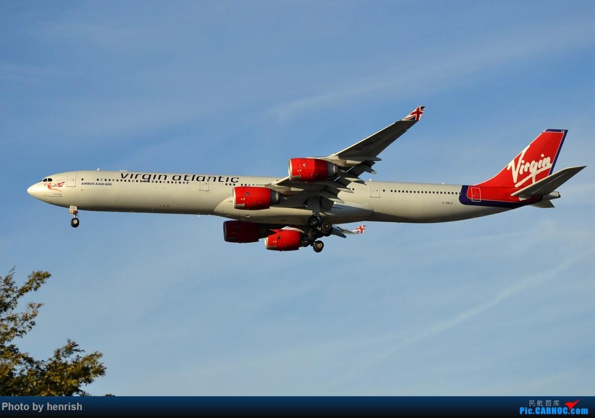 Re:[原创]【肥威的CAN】藏在硬盘里N年前的罗省40+图【 广东青少年拍机小队】【广州,你好!】 AIRBUS A340-600 G-VBLU 美国洛杉矶机场