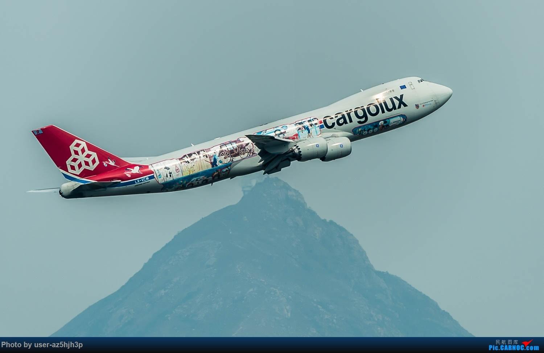 Re:[原创]香港机场拍的747 BOEING 747-8F LX-VCM 香港赤鱲角国际机场
