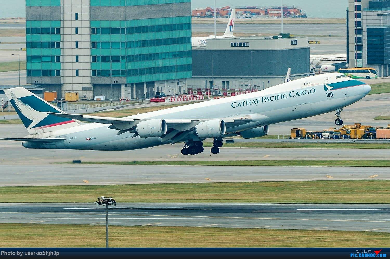Re:[原创]香港机场拍的747 BOEING 747-8I B-LJC 香港赤鱲角国际机场