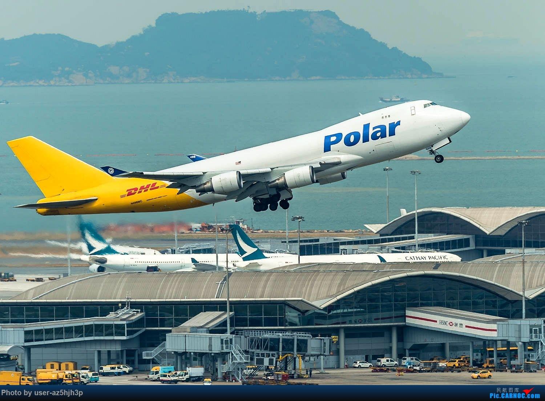 Re:[原创]香港机场拍的747 BOEING 747-400 N498NC 香港赤鱲角国际机场