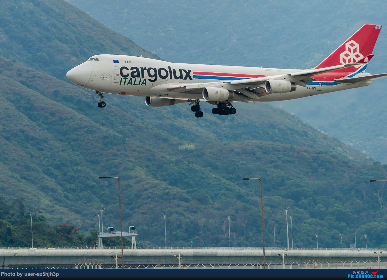 Re:[原创]香港机场拍的747 BOEING 747-400 LX-SVC 香港赤鱲角国际机场