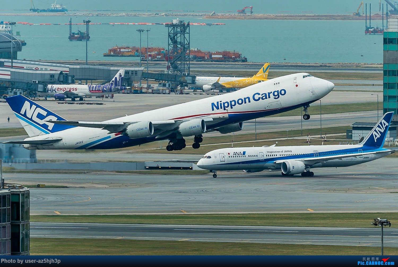 Re:[原创]香港机场拍的747 BOEING 747-8F JAISXZ 香港赤鱲角国际机场