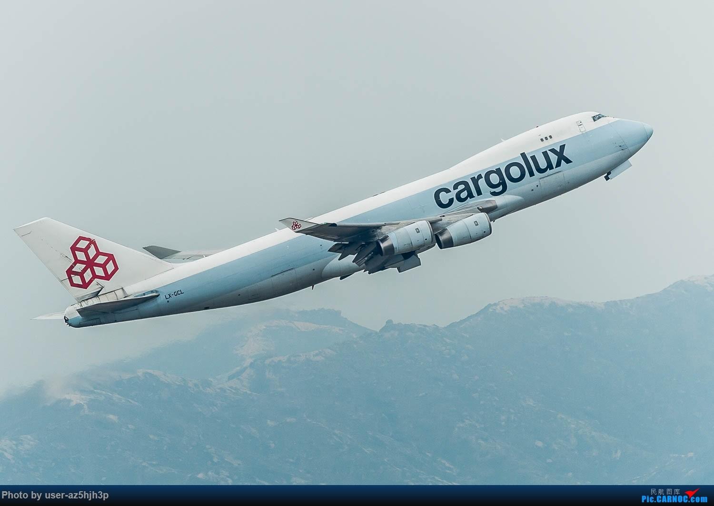 Re:[原创]香港机场拍的747 BOEING 747-400 LX-GCL 香港赤鱲角国际机场