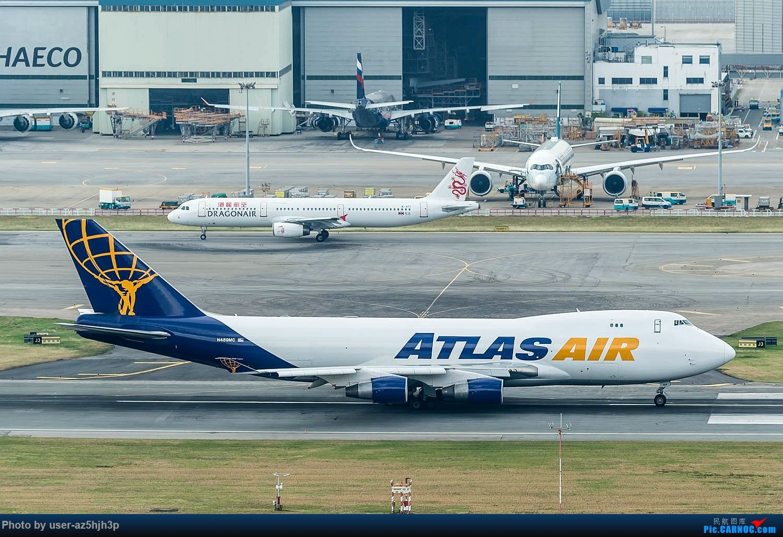 Re:[原创]香港机场拍的747 BOEING 747- N489MC 香港赤鱲角国际机场