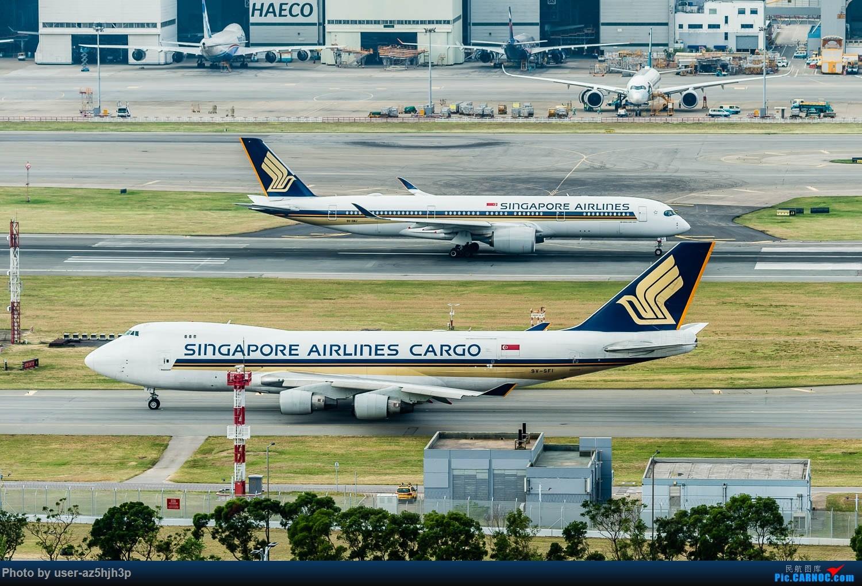 Re:[原创]香港机场拍的747 BOEING 747-400 9V-SFI 香港赤鱲角国际机场
