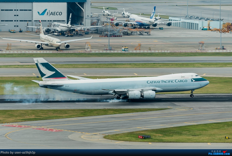 Re:[原创]香港机场拍的747 BOEING 747-8I B-LJF 香港赤鱲角国际机场