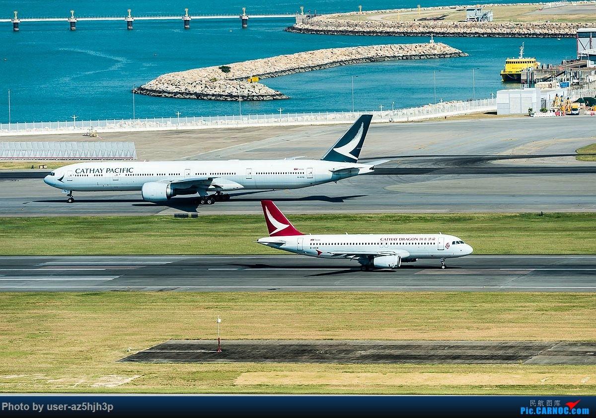 [原创]香港沙螺湾拍机 AIRBUS A320-200 B-HSM 中国香港国际机场