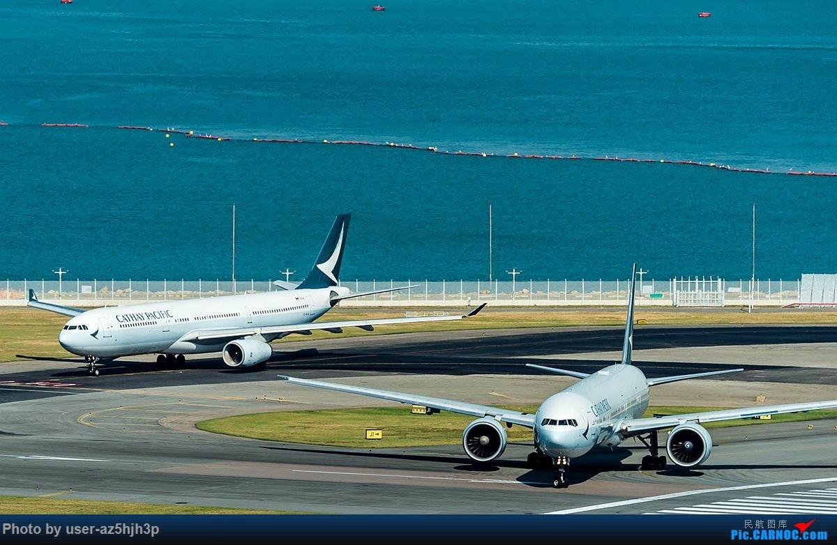 Re:[原创]香港沙螺湾拍机 AIRBUS A330-300  中国香港国际机场