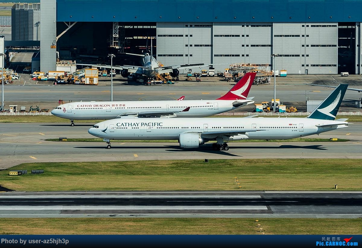 Re:[原创]香港沙螺湾拍机 BOEING 777-300ER B-KPM 中国香港国际机场