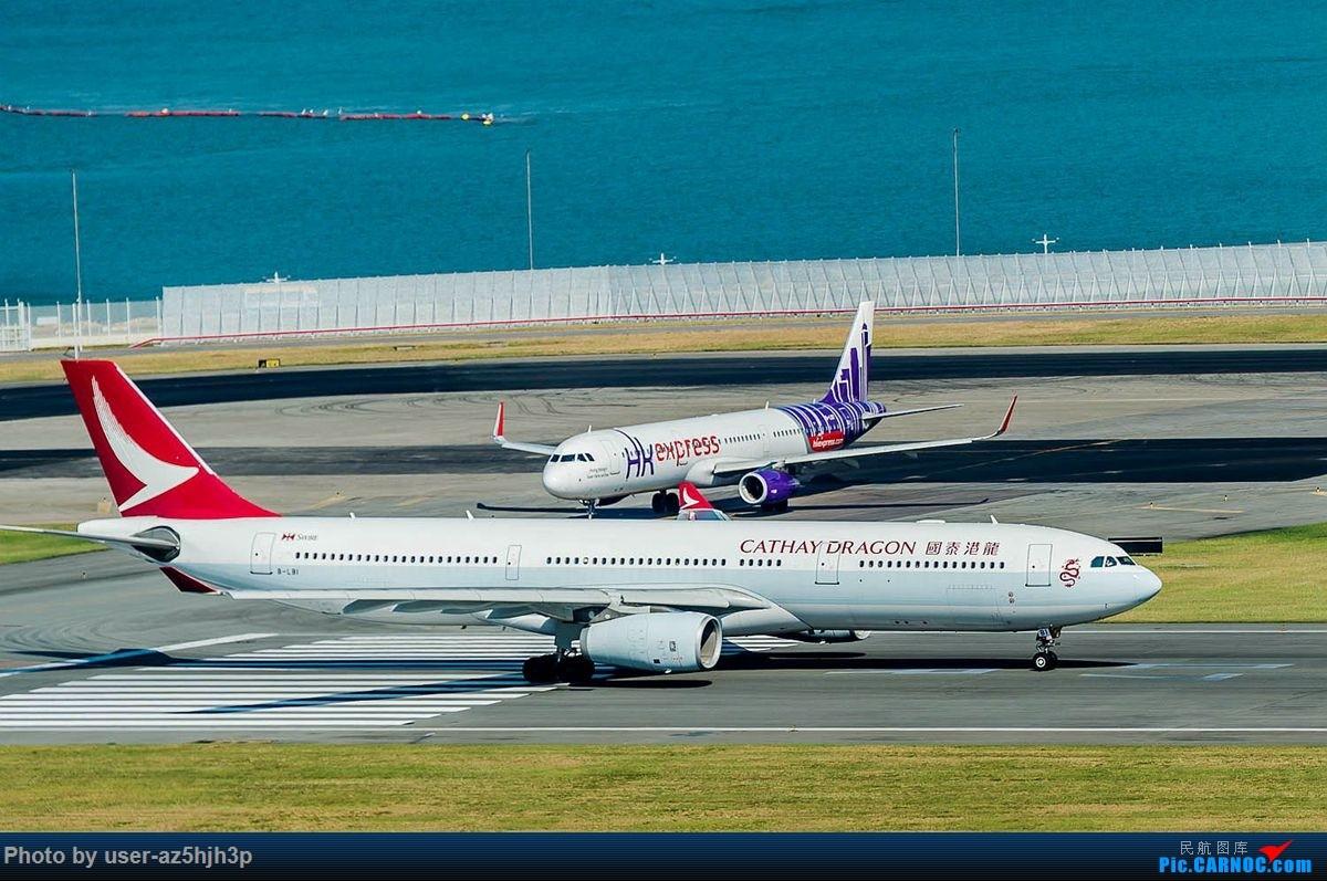 Re:[原创]香港沙螺湾拍机 AIRBUS A330-300 B-LBI 中国香港国际机场