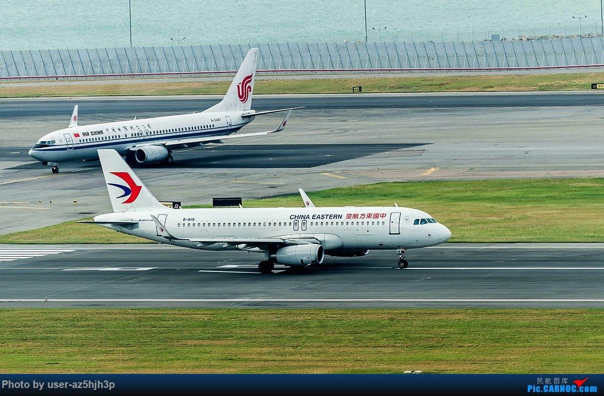 Re:[原创]香港沙螺湾拍机 AIRBUS A320-200 B-8119 中国香港国际机场