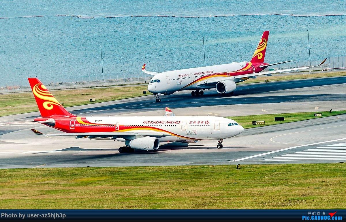 Re:[原创]香港沙螺湾拍机 AIRBUS A330-200 B-LHA 中国香港国际机场