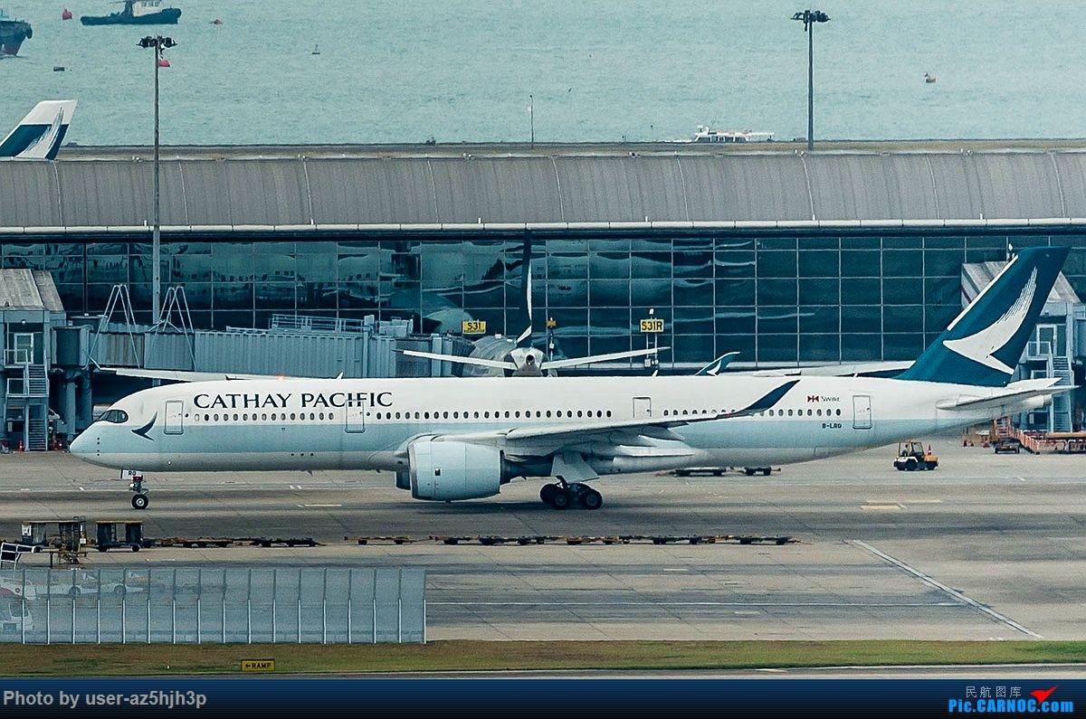 Re:[原创]香港沙螺湾拍机 AIRBUS A350-900 B-LRD 中国香港国际机场