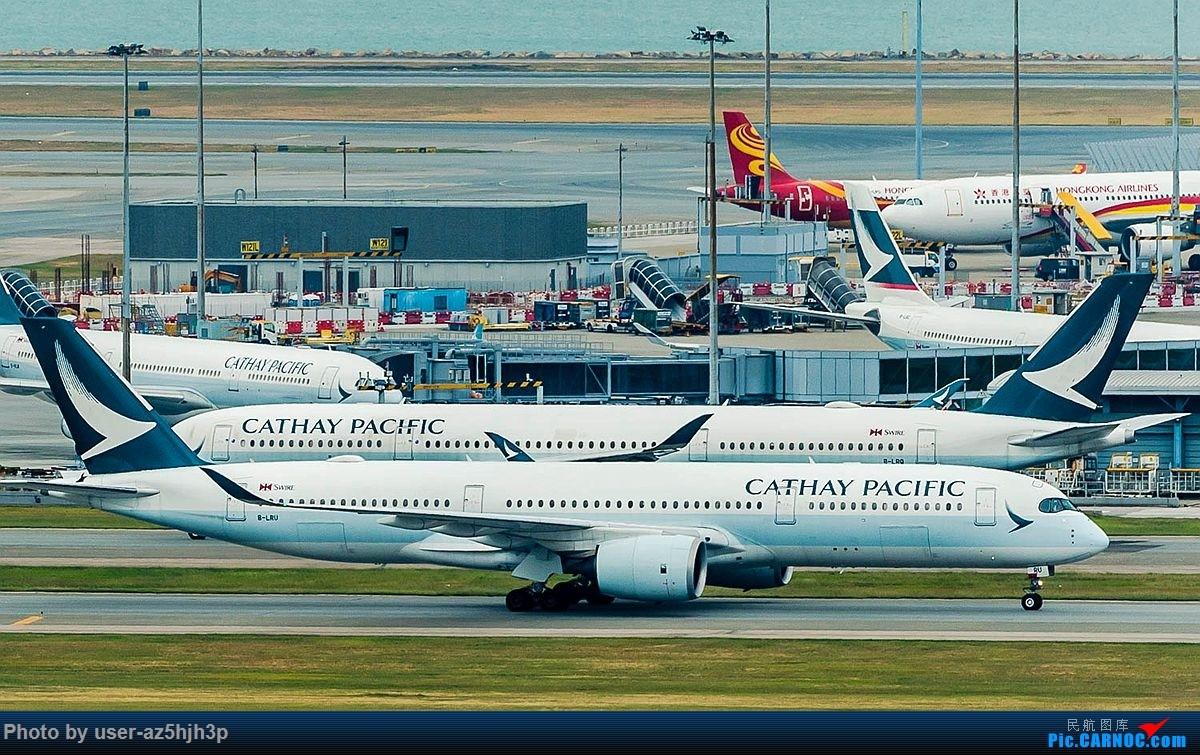 Re:[原创]香港沙螺湾拍机 AIRBUS A350-900 B-LRU 中国香港国际机场