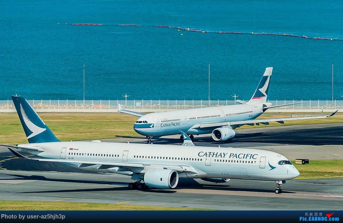 Re:[原创]香港沙螺湾拍机 AIRBUS A350-900 B-LRC 中国香港国际机场