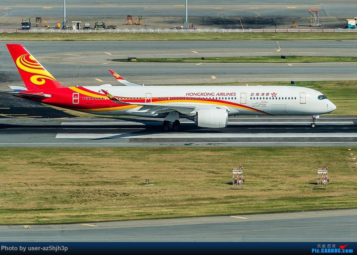 Re:[原创]香港沙螺湾拍机 AIRBUS A350-900 B-LGE 中国香港国际机场