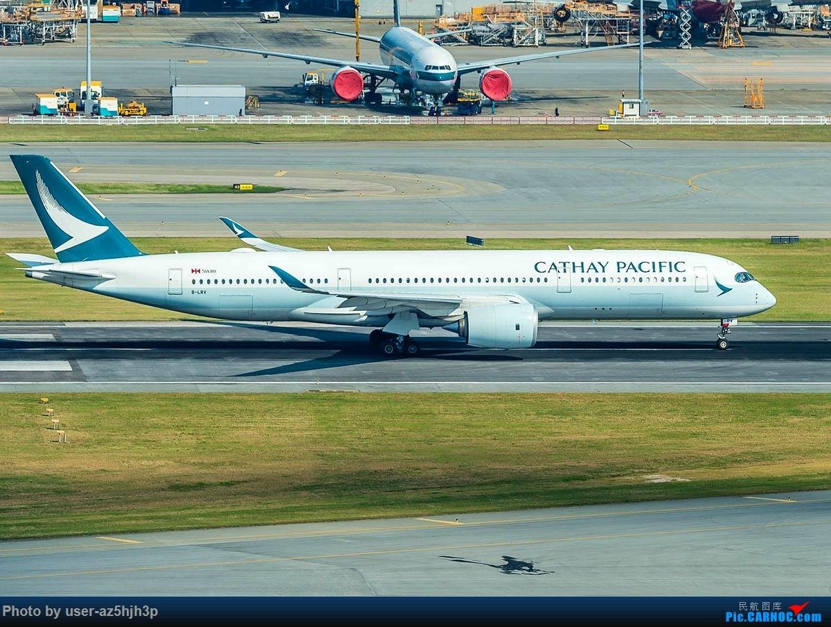 Re:[原创]香港沙螺湾拍机 AIRBUS A350-900 B-LRV 中国香港国际机场