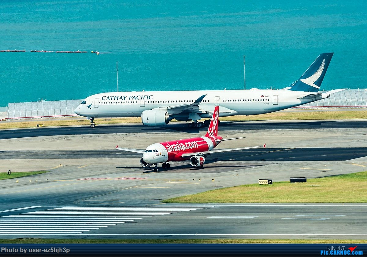 Re:[原创]香港沙螺湾拍机 AIRBUS A350-900 B-LRF 中国香港国际机场