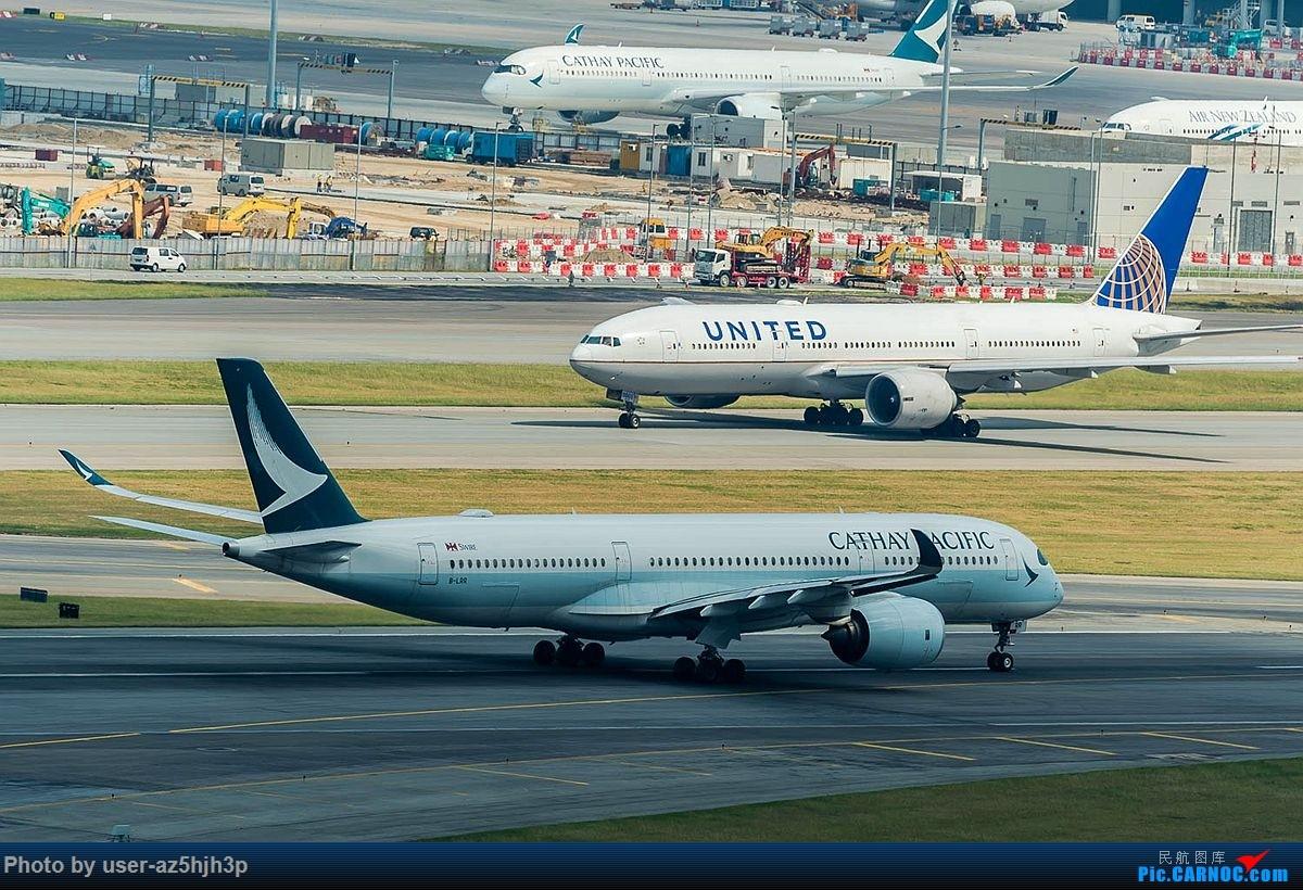 Re:[原创]香港沙螺湾拍机 AIRBUS A350-900 B-LRR 中国香港国际机场