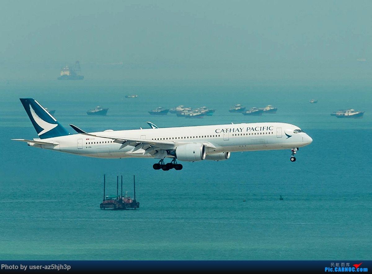 Re:[原创]香港沙螺湾拍机 AIRBUS A350-900 B-LRO 中国香港国际机场