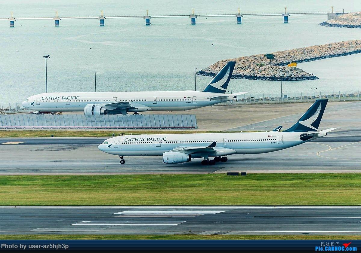 Re:[原创]香港沙螺湾拍机 AIRBUS A330-300 B-HLM 中国香港国际机场