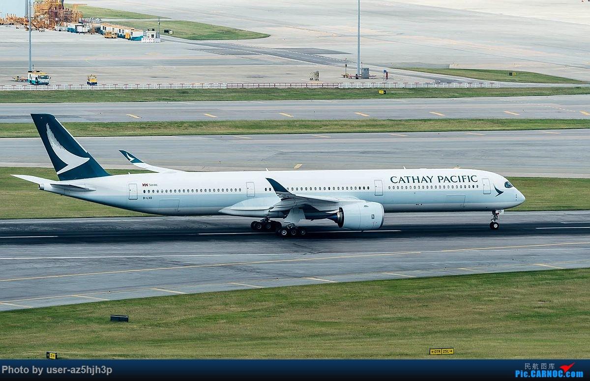 Re:[原创]香港沙螺湾拍机 AIRBUS A350-1000  中国香港国际机场